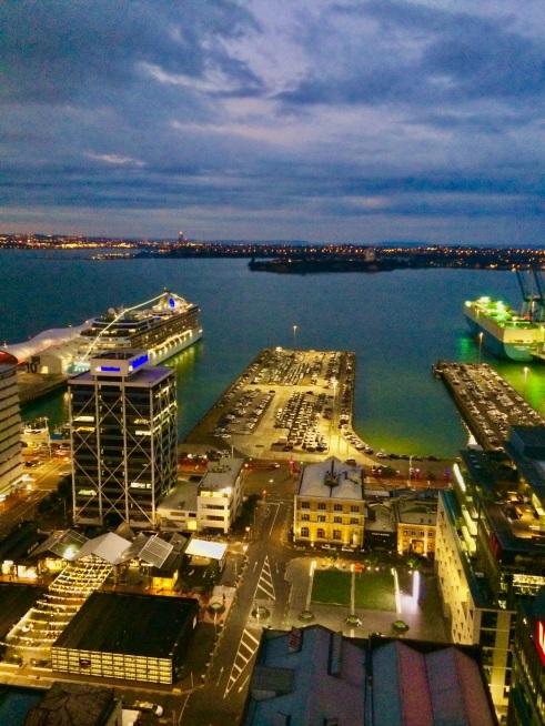 Night views of Harbour